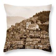 Artena Throw Pillow