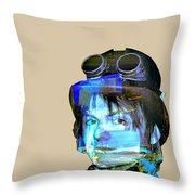 Artful Dodger Throw Pillow