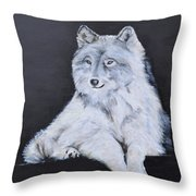 Thunder Throw Pillow