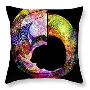 Artifact Throw Pillow