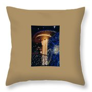 Artistic Cruise Throw Pillow