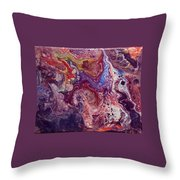 Artistic Drawma Throw Pillow