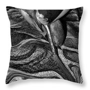 Artistic Magic Throw Pillow