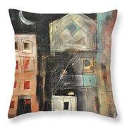 Artists Lofts Throw Pillow