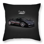 The Zonda Throw Pillow