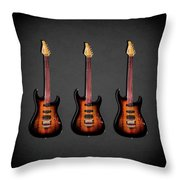 Suhr Classic Throw Pillow by Mark Rogan
