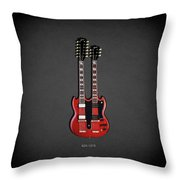 Gibson Eds 1275 Throw Pillow