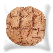 Molasses Cookie Throw Pillow