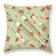 Fall In Love Throw Pillow