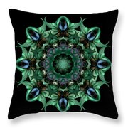 Sacred Aspects - Divine Feminine Throw Pillow