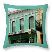 Nuthouse Throw Pillow