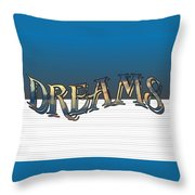 Sweet Dreams Part 2 20x14 Pillow Throw Pillow