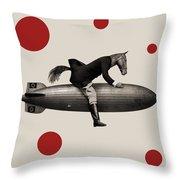 Animal24 Throw Pillow