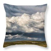 Thunderhead Breakdown Throw Pillow