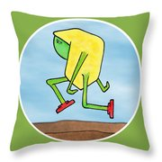 Skip Throw Pillow