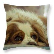 Liebe Throw Pillow