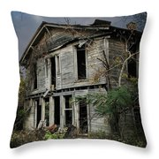 Rooms To Let Throw Pillow