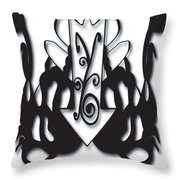 Vtci Logo Throw Pillow