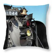 Up 844 With Friends Throw Pillow