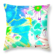 You Are A Child Of God Now Throw Pillow