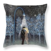 That Magic Moment Throw Pillow