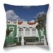 Aruba059 Throw Pillow