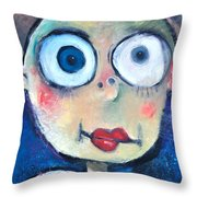 As A Child Throw Pillow