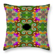 As Luck Would Have It Throw Pillow