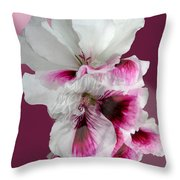 As One Throw Pillow
