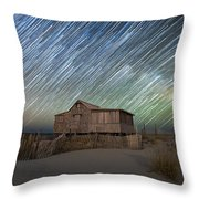 As The Stars Passed By  Throw Pillow
