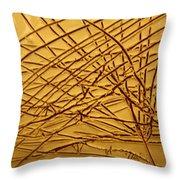 Ascending - Tile Throw Pillow