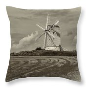 Ascombe Mill Throw Pillow