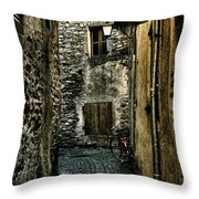 Ascona Throw Pillow