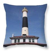 Asecon Lighthouse Throw Pillow