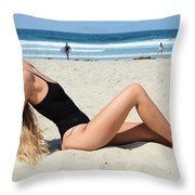 Ash324 Throw Pillow