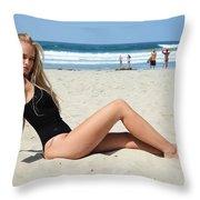 Ash325 Throw Pillow