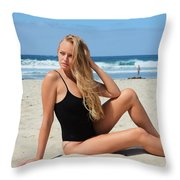 Ash327 Throw Pillow