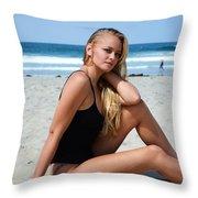 Ash329 Throw Pillow