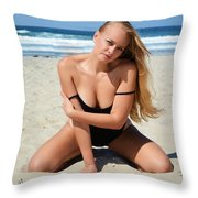 Ash334 Throw Pillow