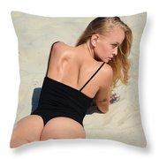 Ash340 Throw Pillow
