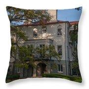 Ashley Hall School In Charleston Sc Throw Pillow