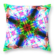 Askari Throw Pillow
