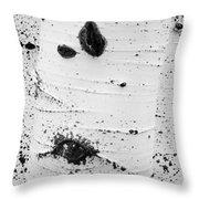 Aspens Ir 0707 Throw Pillow
