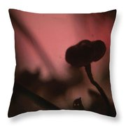 Aspiration With Ghost Throw Pillow