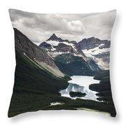 Assiniboine Vista Throw Pillow