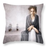 Assol Throw Pillow