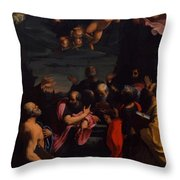 Assumption 1600 Throw Pillow