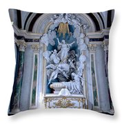 Assumption Of Mary Throw Pillow