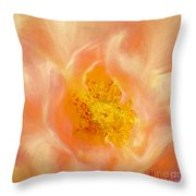 Assumption Rose Throw Pillow