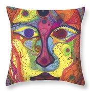 Asta Throw Pillow by Daina White